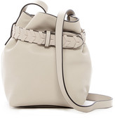 French Connection Emory Drawstring Bucket Bag