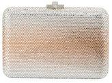Judith Leiber Couture Slim Slide Crystal Evening Clutch Bag, Aurum Ombre
