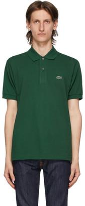 Lacoste Green L.12.12 Polo