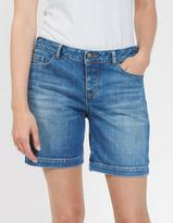 Fat Face Blue Sky Denim Shorts