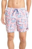 Vineyard Vines Men's Lighthouse Chappy Swim Trunks