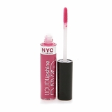 NYC Liquid Lip Shine Lip Gloss, Fashion Ave Fuchsia
