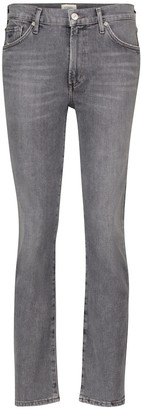 Citizens of Humanity Skyla mid-rise slim jeans