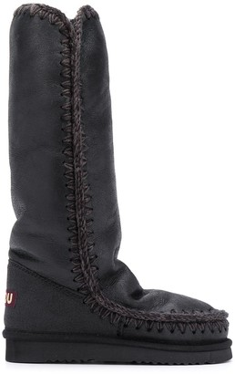 Mou Eskimo Tall knee-high boots