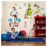 BuySeasons Dr.Seuss Giant Wall Decal