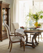 Hooker Furniture Cecile Pedestal Dining Table