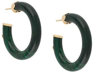 Gas Bijoux Caftan hoop earrings