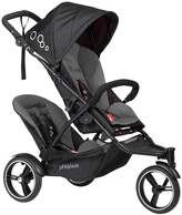 Phil & Teds Dot Pushchair & Double Kit Tandem