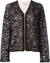 Lanvin floral lace jacket