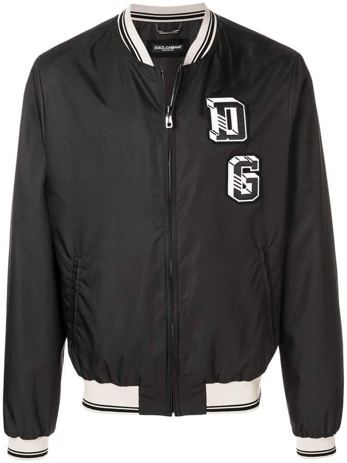 Dolce & Gabbana lightweight designer jacket