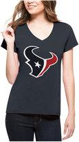'47 Women's Houston Texans Splitter Logo T-Shirt