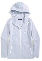 Tommy Hilfiger Final Sale- Yarn Dye Stripe Cotton Jacket
