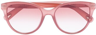 Chloé Eyewear Soft-Round Frame Sunglasses