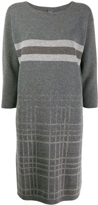 Lorena Antoniazzi Knitted Jumper Dress