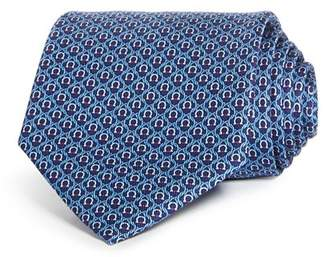 Salvatore Ferragamo Marine Silk Classic Tie