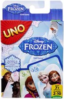 UNO Disney Frozen Card Game