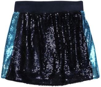 Alberta Ferretti Sequins Embroidered Skirt