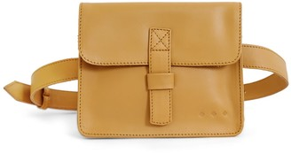 Kmana Burton Belt Bag - Brown