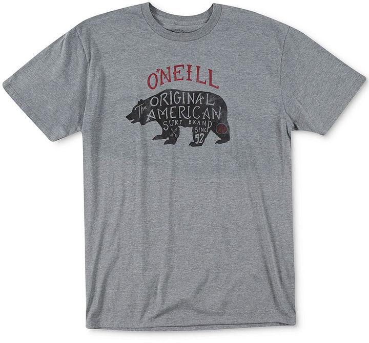 O'Neill T-Shirt, Big Bear Short Sleeve Graphic T-Shirt