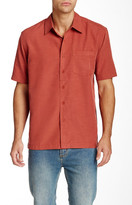 Quiksilver Centinela Textured Short Sleeve Shirt