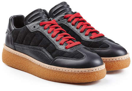 Alexander Wang Sneakers with Leather and Suede