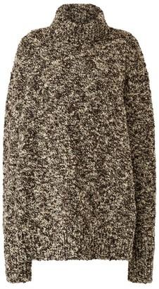 Joseph Oversized Flecked Sweater
