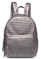 Urban Expressions Studded Metallic Backpack