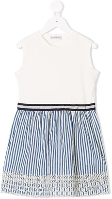 Moncler Enfant Striped Dress
