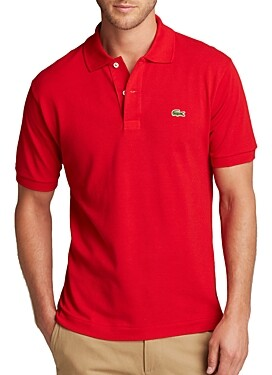 Lacoste Pique Classic Fit Polo Shirt
