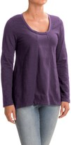 Neon Buddha Active Swing T-Shirt - Scoop Neck, Long Sleeve (For Women)