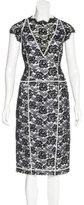 Chanel Lace Sheath Dress
