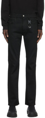 Alyx Black Six-Pocket Jeans