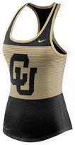 Nike Women's Colorado Buffaloes Dri-Blend Mesh Tank Top
