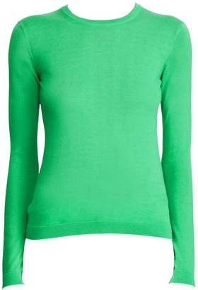 Ralph Lauren Cashmere Knit Crewneck Sweater