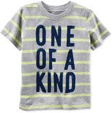 Carter's Graphic-Print Cotton T-Shirt, Little Boys (2-7)