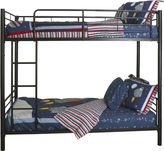 Asstd National Brand Pearson Twin-Over-Twin Bunk Bed