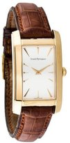 Girard Perregaux Girard-Perregaux 18K Manual Wind Watch