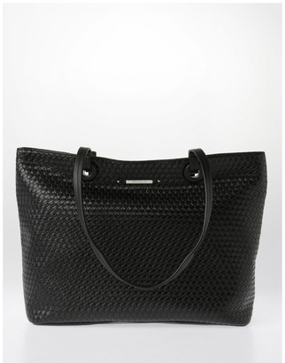 Basque Natalie Tote in Black