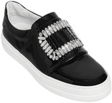 Roger Vivier 25mm Sneaky Viv Patent Leather Sneakers