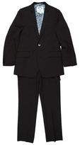 Appaman Kids - Mod Suit Two-Piece (Toddler/Little Kids/Big Kids) (Pinstripe) - Apparel