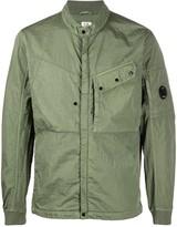 C.P. Company M.T.t.N Lens-embellished jacket