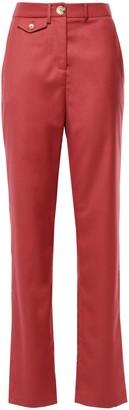 Roxy Anna Quan Twill Straight-leg Pants