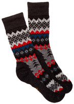 Smartwool Peppermint Delight Charcoal Heather Socks