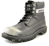"Caterpillar 6"" Colorado Round Toe Leather Work Boot."