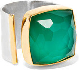 Katerina Makriyianni Gold Vermeil And Silver Multi-stone Ring