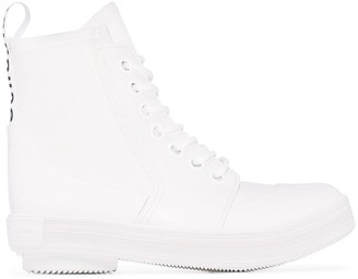 Proenza Schouler High Lace-Up Sneakers