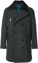 Diesel double breasted coat
