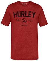 Hurley Battle Cat Heathered Tee