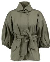 Marissa Webb Enya Canvas Cotton-Blend Jacket