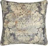 "Sherry Kline Home 18""Sq. Monterey Floral Pillow"